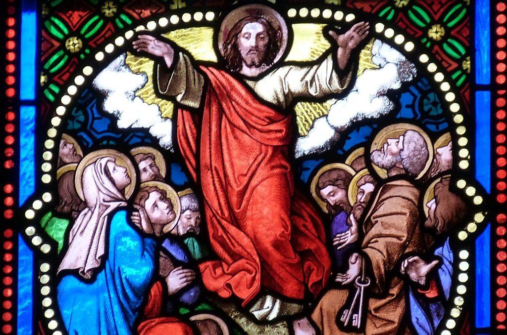 Ascension - Jeudi 13 mai