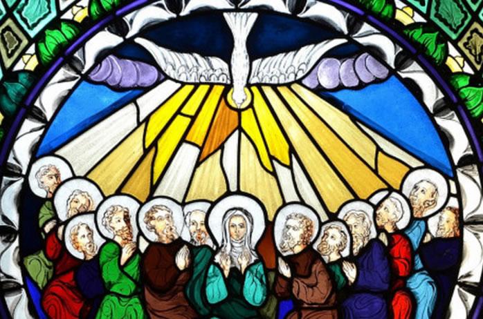 Solennité de la Pentecôte - Dimanche 31 mai
