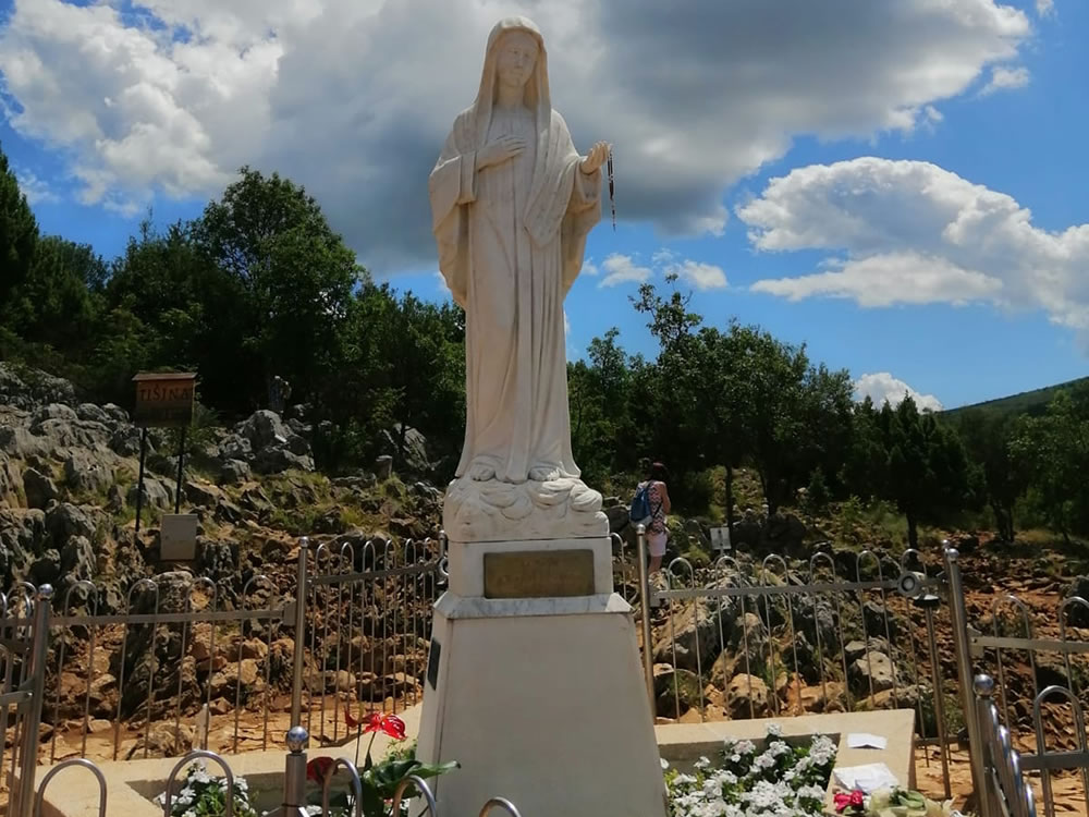 Pèlerinage Medjugorje - Août 2019