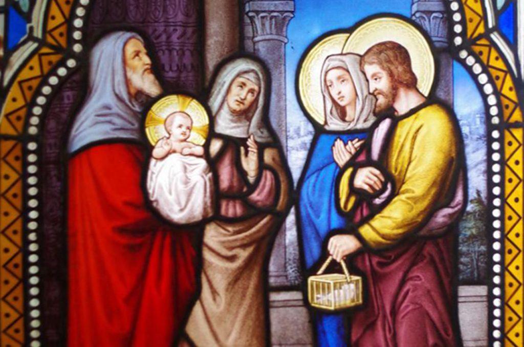 Présentation du Seigneur au Temple et fête de la vie consacrée - Dimanche 2 février
