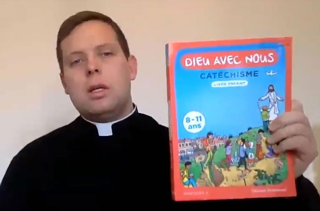 Catéchisme le samedi à 10h30