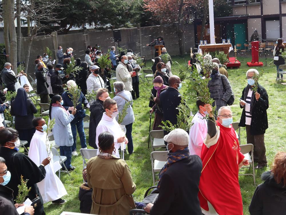 Messe des Rameaux 2021